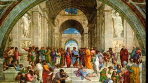 A amizade segundo os gregos