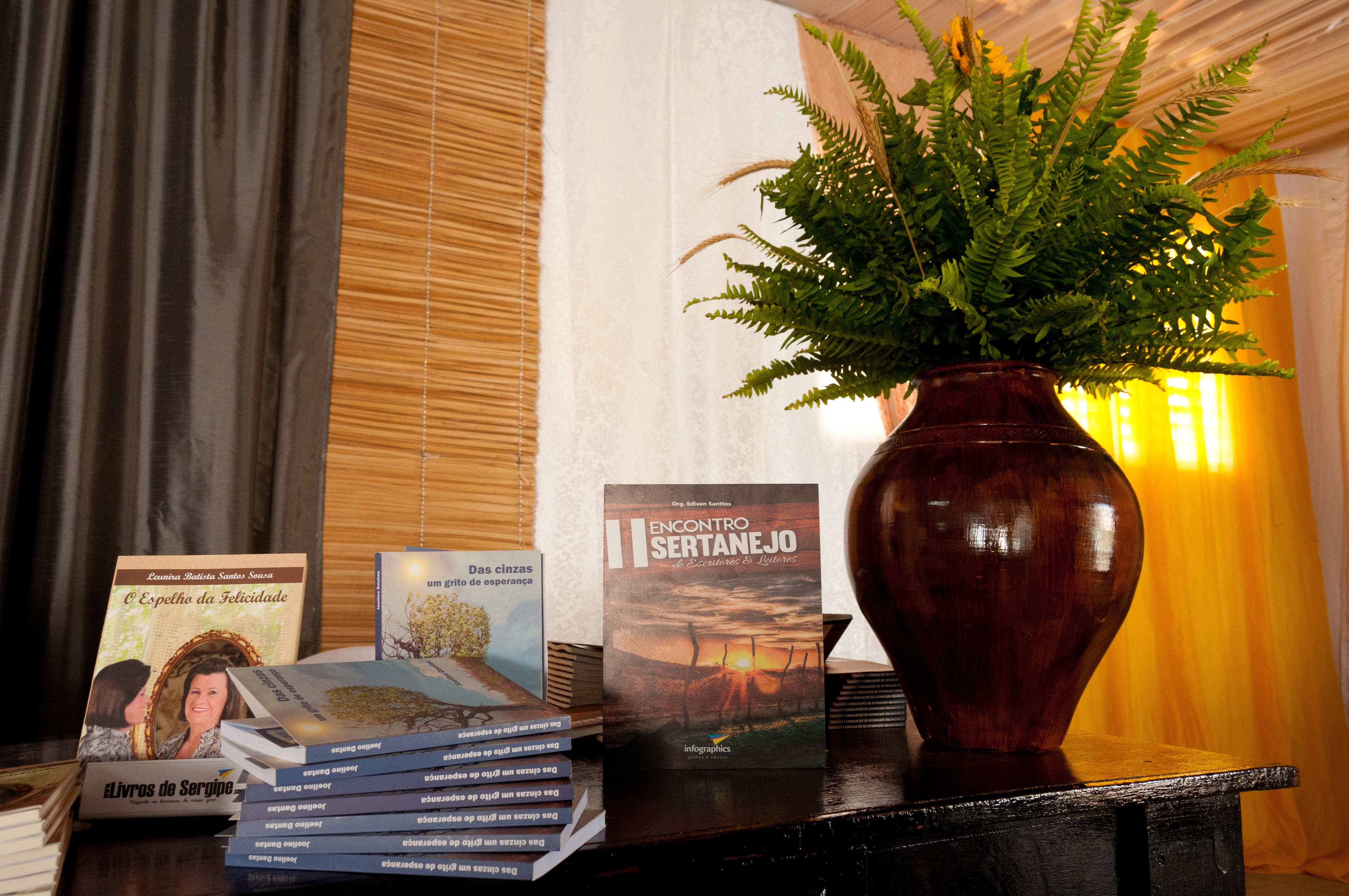 II Encontro Sertanejo de Escritores e Leitores